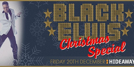 Black Elvis Christmas Special tickets