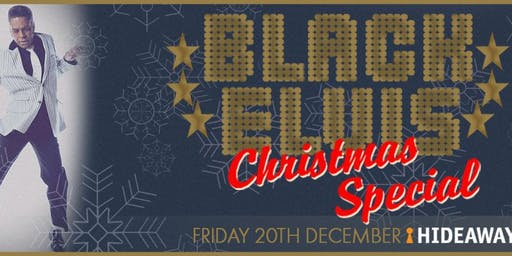 Black Elvis Christmas Special