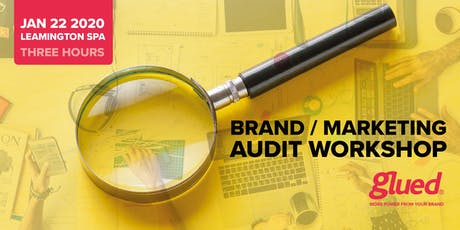 Brand / Marketing Audit Workshop tickets