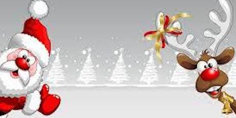Free Family Photos with Santa tickets