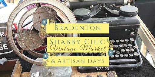 Spring Bradenton Shabby Chic Vintage Market