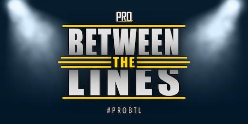 PRO Between the Lines - Wrestling LIVE in Dresden!