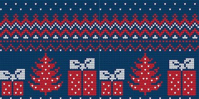 Ugly Sweater Holiday Bar Crawl with AC Restaurants
