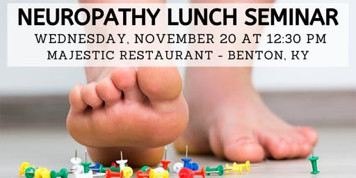 Free Neuropathy Solutions Lunch, hosted by IMAC Regeneration Centers