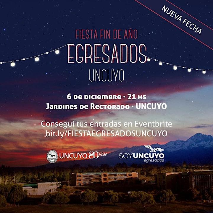 Imagen de Fiesta de Egresados UNCUYO