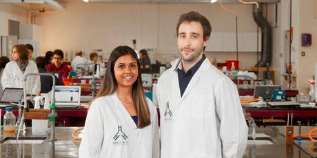 Innovations in Science: From BSc Grad to Co-Founder of Chinova Bioworks tickets