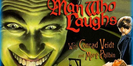 Film Night: The Man Who Laughs (1928) tickets
