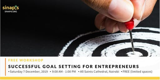Successful Goal Setting For Entrepreneurs