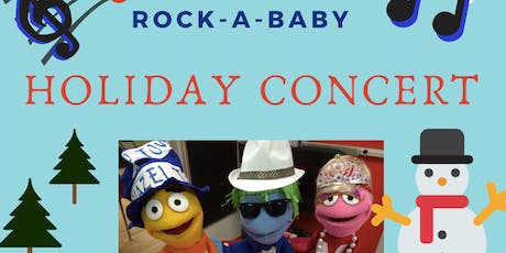 Rock-a-Baby Holiday Concert! tickets