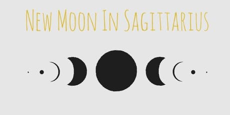 The Self-Love Club Moon Circle - New Moon in Sagittarius tickets