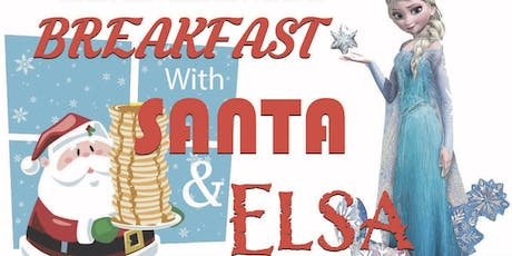 Breakfast with Santa & Elsa (Indy) tickets
