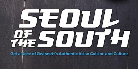Seoul of the South Korean Restaurant Tour 2020 tickets