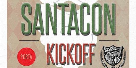 Official Asbury Park SantaCon Kickoff at Porta tickets