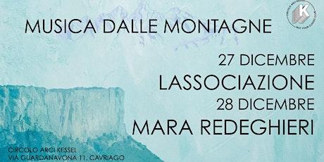 Musica dalle Montagne - Abbonamento 27-28 dicembre biglietti