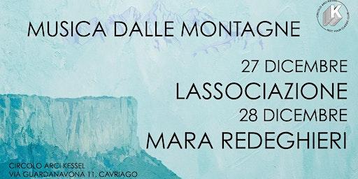 Musica dalle Montagne - Abbonamento 27-28 dicembre