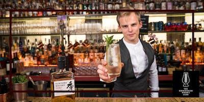 Tasting Event :: Suntory Whiskies & Japanese Ice Carving