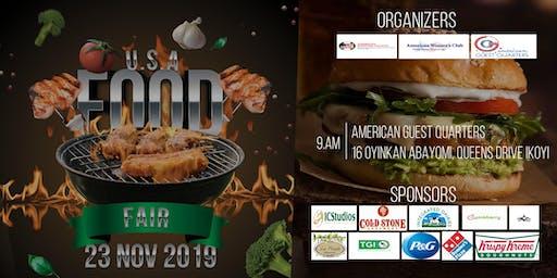 2019 USA Food Fair