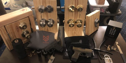 Tactical Lock Picking and Escape