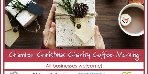 Chambers Christmas Charity Coffee Morning