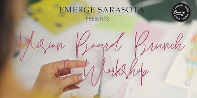 Emerge Sarasota Vision Board Brunch + Workshop