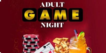 Adult Game Night-Jenga, UNO, Spades & Cocktails!