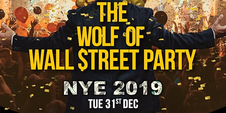 THE WOLF OF WALL STREET NYE PARTY tickets