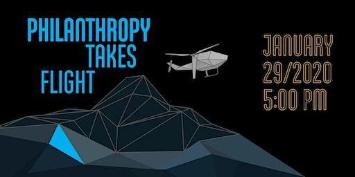 La philanthropie prend son envol  /  Philanthropy Takes Flight