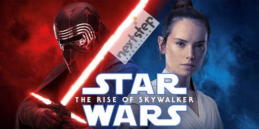 Next Step Innovation: Star Wars Movie Event