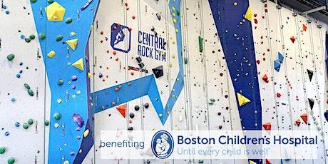 Climb-a-Thon Benefitting Boston Children's Hospital tickets