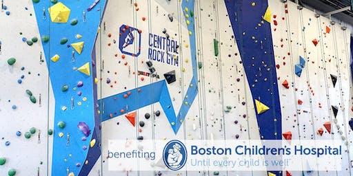 Climb-a-Thon Benefitting Boston Children's Hospital