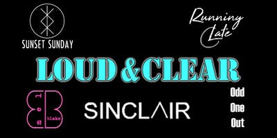 LOUD & CLEAR - Open Mic and Rock Night at Vivary Park