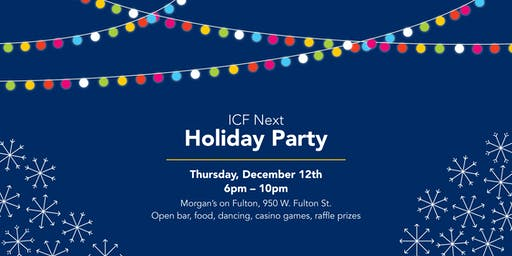 ICF Next Holiday Party