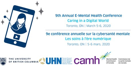 9th Annual E-Mental Health Conference tickets