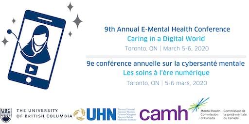 9th Annual E-Mental Health Conference