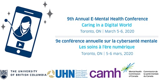 9th Annual E-Mental Health Conference
