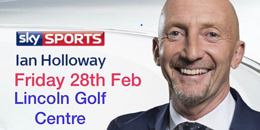 An evening with Ollie (Ian Holloway)