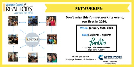 Women's Council of REALTORS Cape Coral-Fort Myers Networking Event tickets