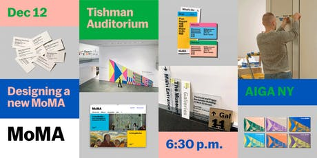 Designing a new MoMA tickets