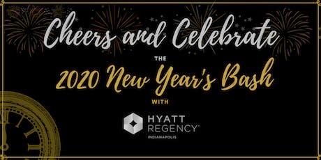 Hyatt Regency Indianapolis 2020 New Year's Eve Bash tickets