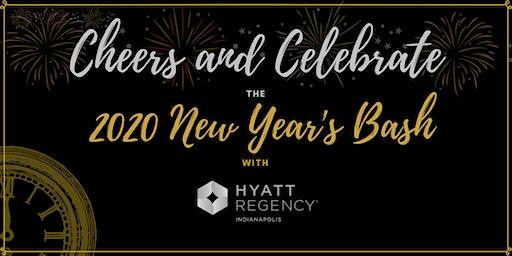 Hyatt Regency Indianapolis 2020 New Year's Eve Bash