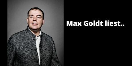 Max Goldt Tickets