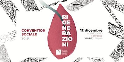 """CONVEGNO DI FORMAZIONE """"RIGENERAZIONI"""""""