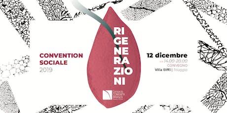 """CONVEGNO DI FORMAZIONE """"RIGENERAZIONI"""" biglietti"""