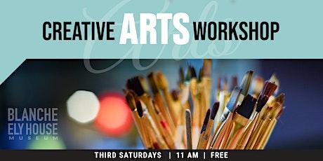 Creative Art Workshops tickets