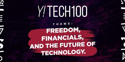 Y!TECH100 2019