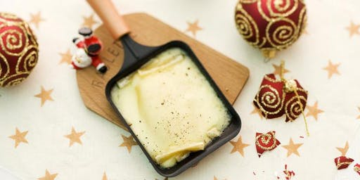PARIS - Raclette de Noël