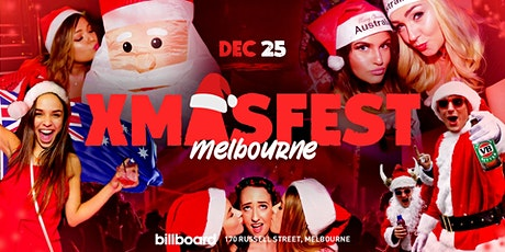 Xmasfest Melbourne 2019 tickets