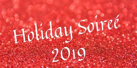Holiday Soireé 2019 tickets