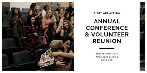 First Aid Africa: Annual Conference & Volunteer Reunion 2019