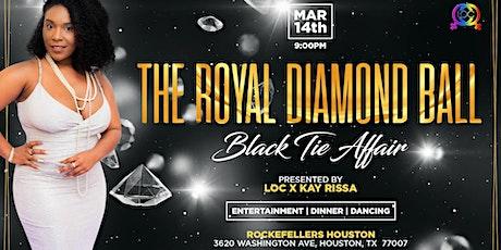 The Royal Diamond Ball tickets
